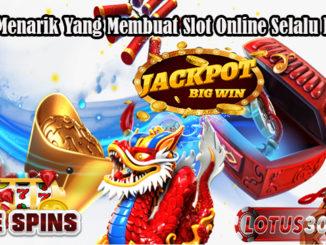 Fakta Menarik Yang Membuat Slot Online Selalu Populer